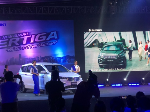 Revealing All-New Suzuki Ertiga 2019_1
