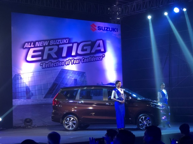 Revealing All-New Suzuki Ertiga 2019_2