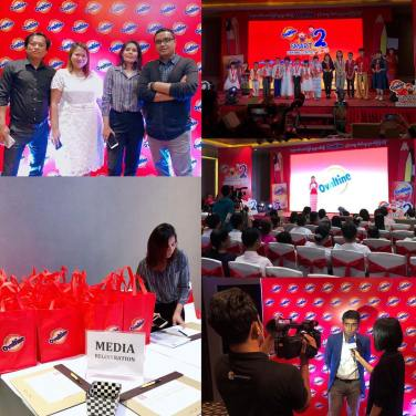 Ovaltine Art Drawing Competition