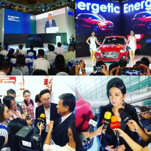 Suzuki Swift Launching