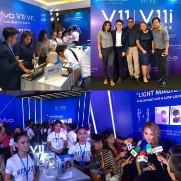 Vivo V11 Launching
