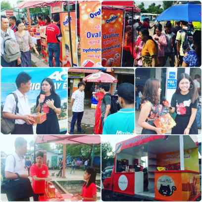 Ovaltine Thadingyut Campaign