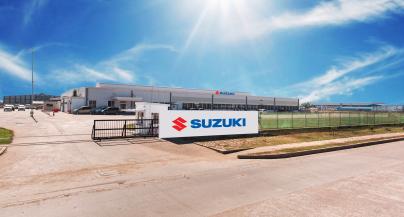 Suzuki Automobile Factory in Thilawa SEZ