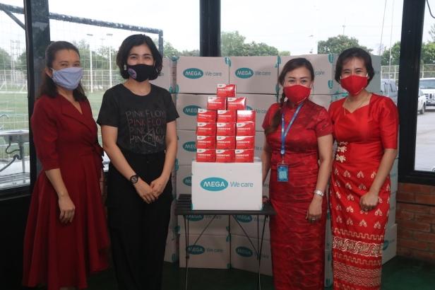 Ferrovit Donation to Khit Thit Foundation_4